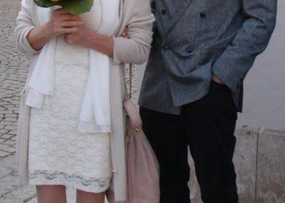 Hochzeit mit Klaus